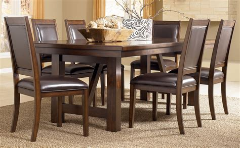 ashley dining room table dining room table ashley furniture west r21net full circle