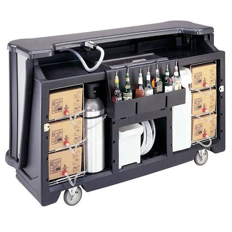 Movable Bar Cambro Bar730pmt191 Granite Gray Cambar 73 Quot Post Mix
