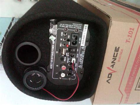 Speaker Aktif Mobil speaker aktif mobil terbaik desain special bersuara bass harga jual