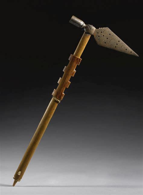metal tomahawk plains wood and metal pipe tomahawk tomahawk