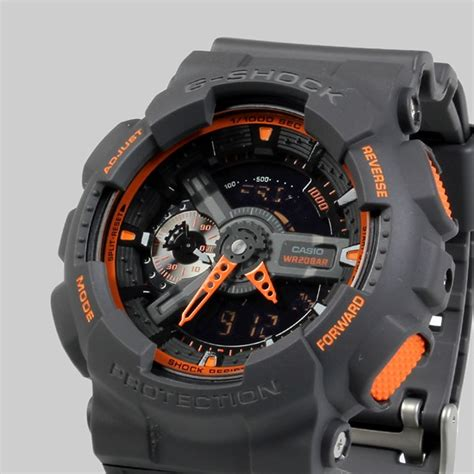 G Shock Gw 9400 Black Orange g shock ga 110ts 1a4er black orange g shock watches