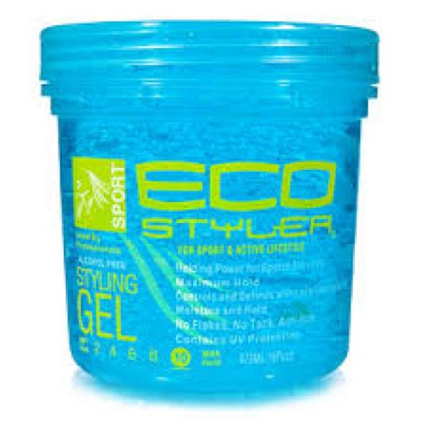 styling gel eco eco styler professional styling gel for sport active