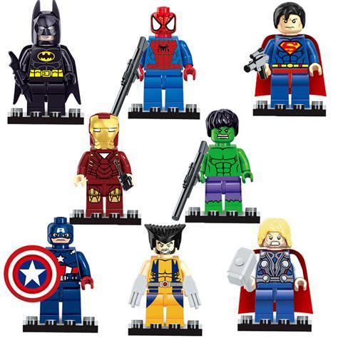 Block Lego Minifigure Iron 1 Set 8 Pcs Termurah buy wholesale lego minifigures from china lego