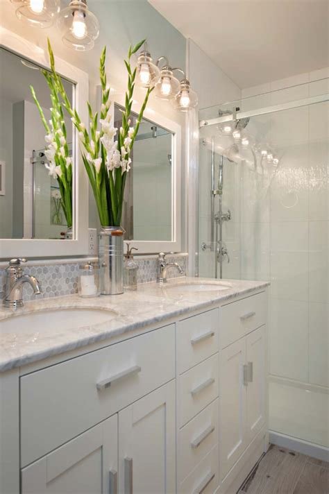Grey Tile Bathroom » Home Design 2017