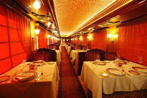 maharaja express maharajas express luxury train travel in india by irctc