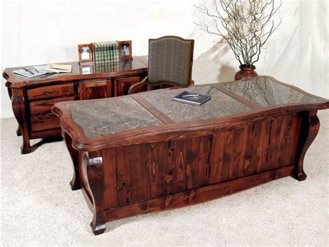 solid wood executive office furniture solid wood furniture for lasting usage trellischicago