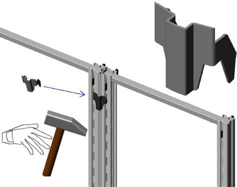 montanti scaffali metallici sistemi fissaggio scaffalature con crociera in magazzini
