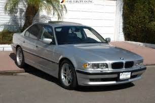 740i 2001 Bmw 2001 Bmw 740i With Original 81 000 For Sale