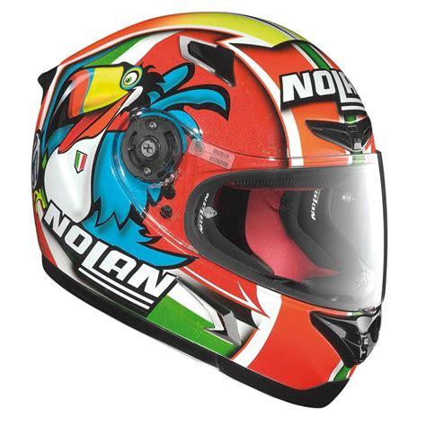Helm Nolan Marco Melandri Nolan X 802r Marco Melandri Misano Helmet Chion Helmets