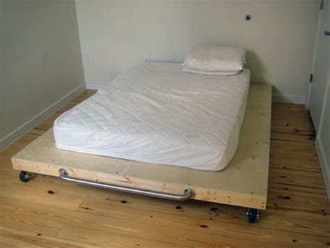 Do It Yourself Platform Bed Frame How To Build A Modern Platform Bed Yourself