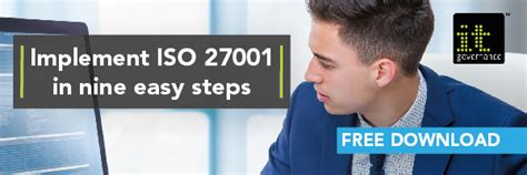 nine steps to success an iso 27001 implementation overview books how to overcome the growing compliance challenge for