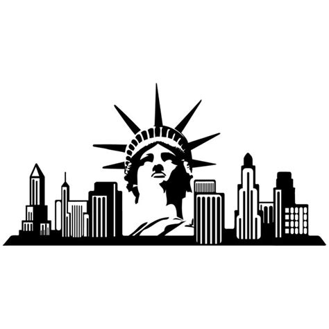 New York Wall Decal Sticker vinilos de ciudades
