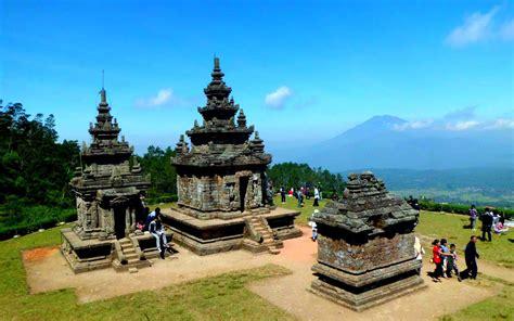 Wisata Alam Semarang ? Candi Gedong Songo