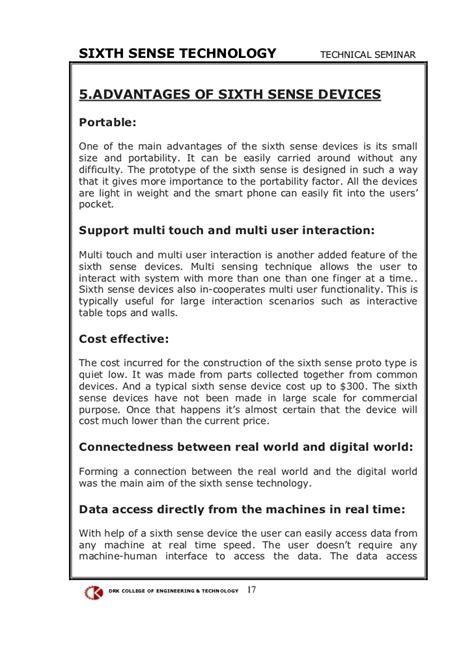 sixth sense resume search resume ideas