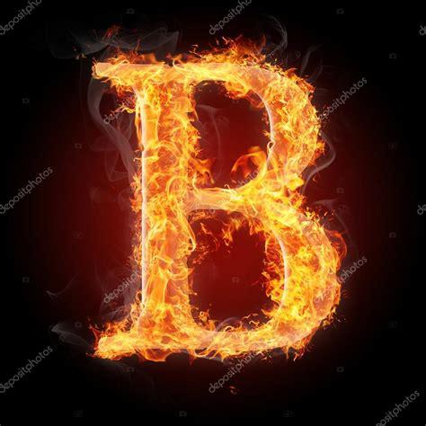 b b letters in fire letter b stock photo 169 tsalko 45321943