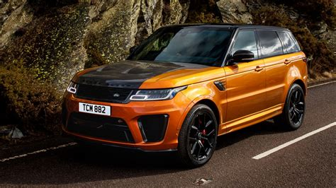 orange range rover sport orange range rover svr 28 images range rover sport