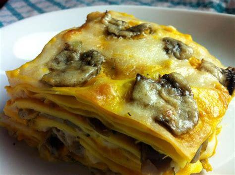 zucca mantovana al forno lasagne al forno con funghi e zucca chezuppa chezuppa