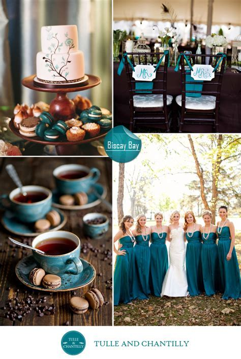 Top 10 Pantone Inspired Fall Wedding Colors 2015   Tulle