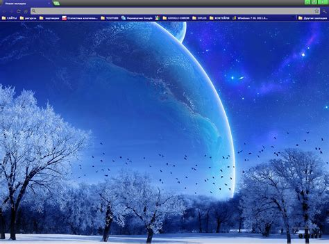 themes for google page themes google chrome fantastic winter by googlefan on