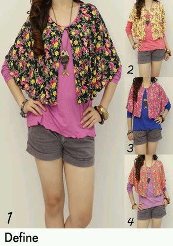 Blouse Zuri Serut Katun Import define blouse daichi fashion shop