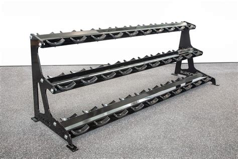Dumbell Rack rogue 3 tier dumbbell rack stores up to 30 dumbbells rogue fitness