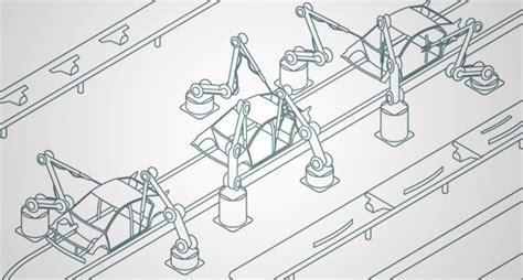 car assembly line diagram www pixshark images