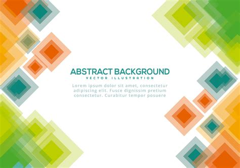 Modern Architecture by Abstract Squared Vector Background Epin Free Graphic