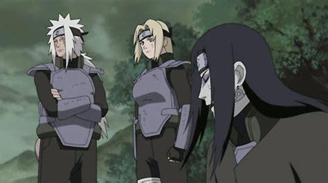 naruto shippuden episode   tales   gutsy ninja jiraiya ninja scrolls
