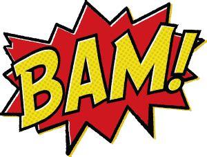 Kaos Batman Baam Best Quality batman bam text message clipart