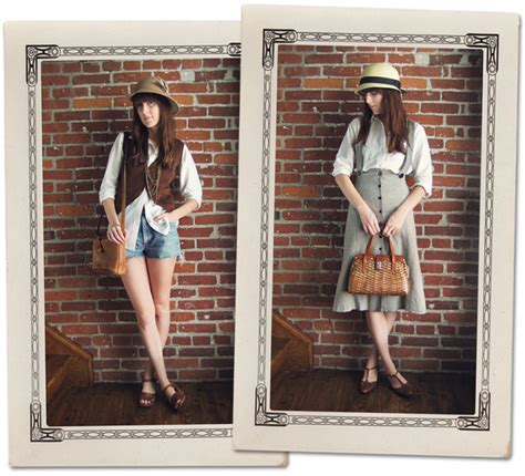 Baju Vintage Untuk fashion remaja baju vintage