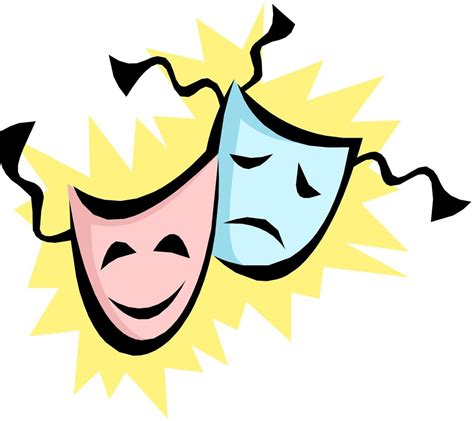 actor comedy cartoon actor clipart theatre mask comedy tragedy pencil and in