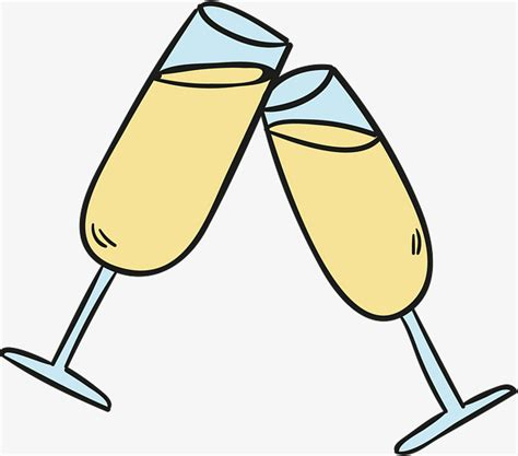 chagne glasses clipart top 28 free vector graphic celebrate toast