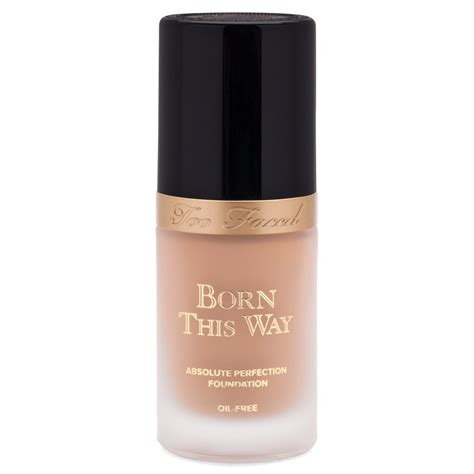 born this way light beige faced born this way foundation light beige beautylish