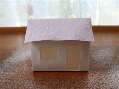 glitter paper houses alpha