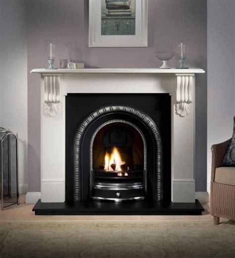 Fireplaces Kingston by Gallery Kingston Agean Limestone Fireplace Stanningley Firesides