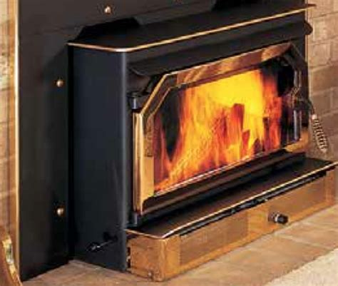 Country Fireplace Insert by Ironstrike Legacy C260 Fireplace Insert By Obadiah S