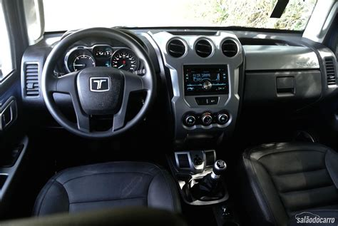 ford troller interior gera 231 227 o do troller t4 testes sal 227 o do carro