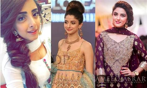latest casual hairstyles in pakistan latest hairstyles trend of pakistani actresses and models