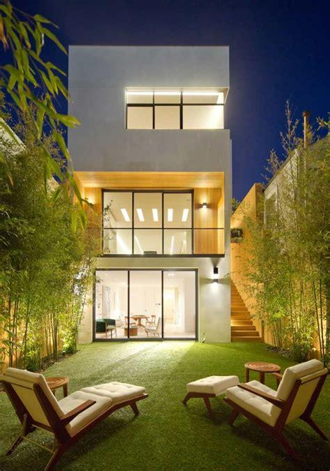 Beau Salon Moderne Design #6: Exterieur-maison-moderne.jpg