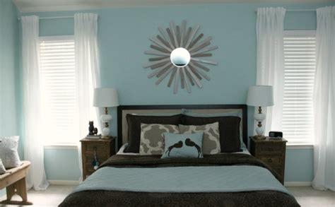 Blaue Wandfarbe Schlafzimmer by Wandfarbe Taubenblau Wandgestaltung Ideen Mit Blauen