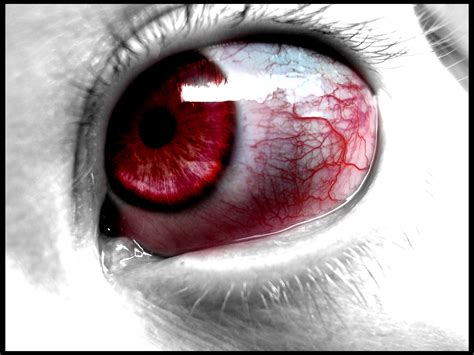 blood eye eyes dark vampire vampires fantasy wallpaper