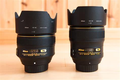 Nikon Af S 58mm F1 4g af s nikkor 58mm f 1 4g を買いました 購入レビュー photossy