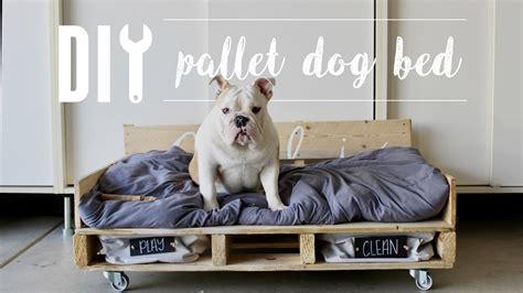 pallet bed for sale diy pallet dog bed home depot youtube