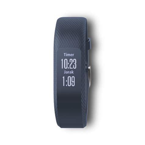 Garmin Vivo Smart 3 Black Garansi Resmi Dmi Tam 1 Tahun v 237 vosmart 3 olahraga kebugaran produk garmin
