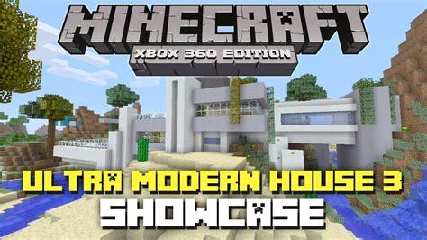 minecraft minimalist modern house xbox 360 minecraft minecraft small modern house blueprints xbox 360 www
