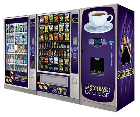 crane merchandising systems leading full service vending