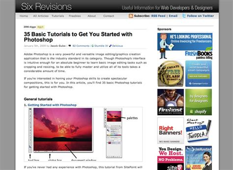 Tutorial Get Expert 300 resources to help you become a photoshop expert
