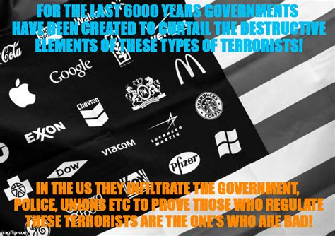 Corporate America Meme - corporate american flag imgflip