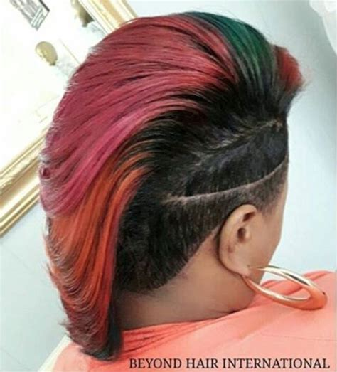 edgy hairstyles with weave 159 best images about weave styles on pinterest lace