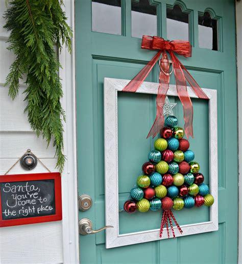 dibujos para decorar puertas de navidad 10 ideas sobre decoraci 243 n de puertas navide 241 as que te